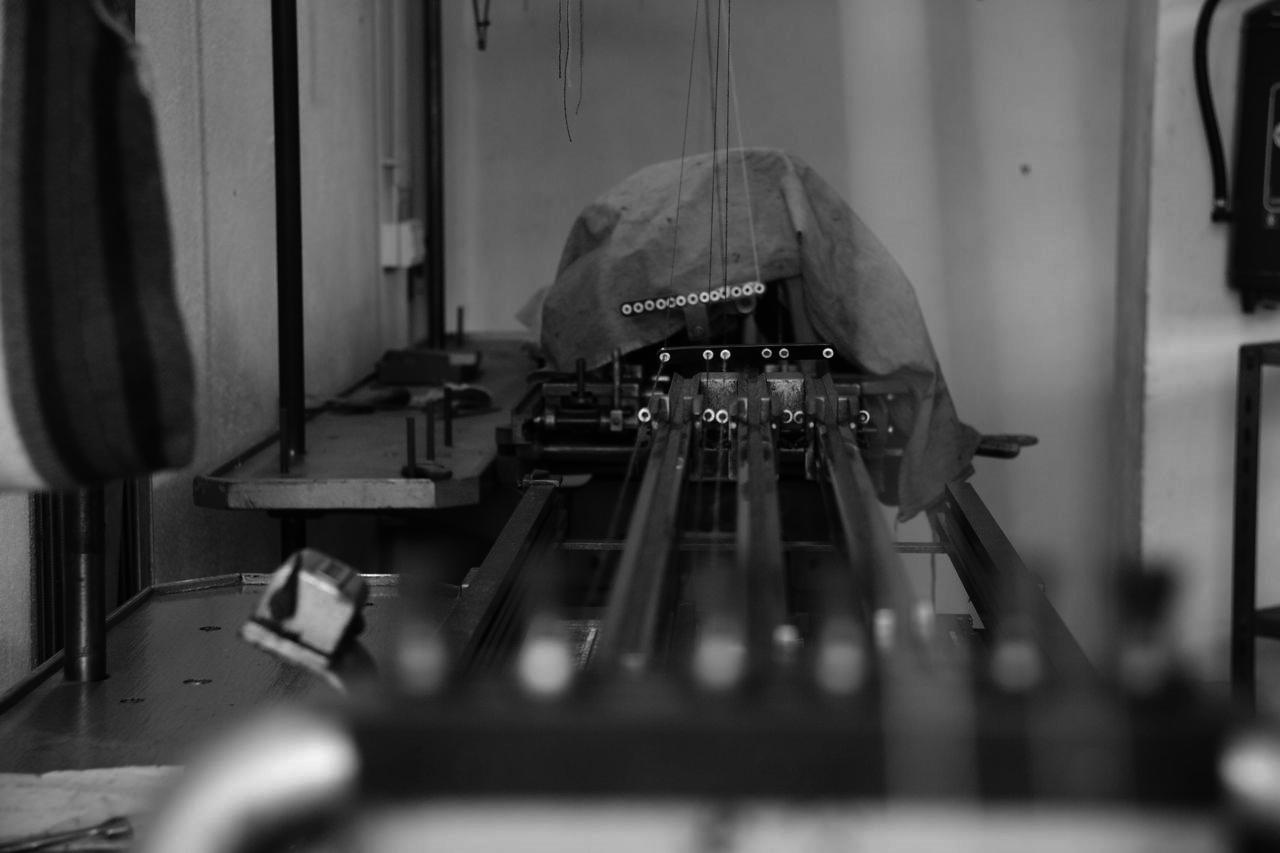 アルパカ機械